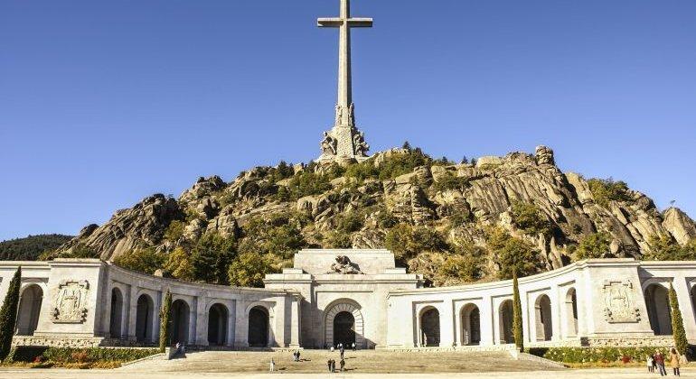 Valle de los Caídos. Foto: Change.org
