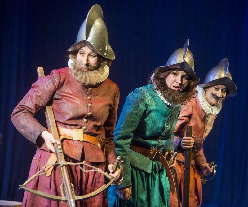 'La ternura', Premio Max al mejor espectáculo teatral, este domingo en el Teatro Victoria Eugenia.