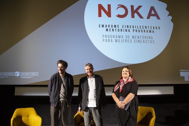 Gobierno Vasco y Tabakalera presentan la segunda edición de Noka Mentoring.