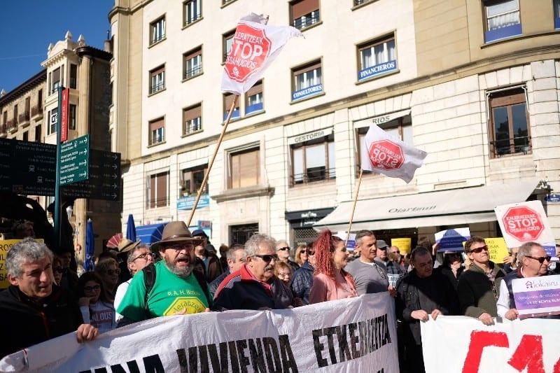 Concentración del pasado 15 de febrero. Foto: Santiago Farizano