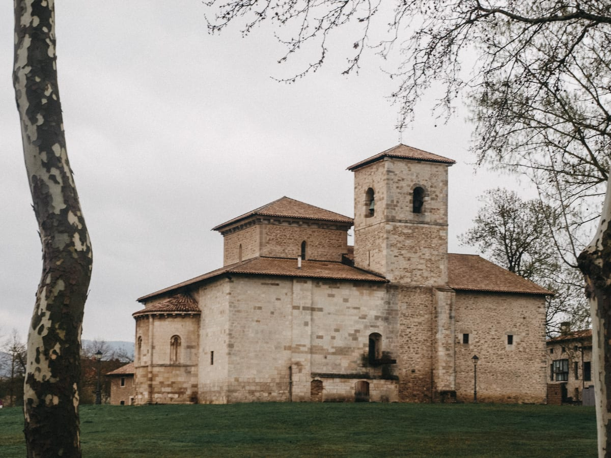 Basilica de Armetia