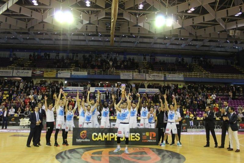 Copa Princesa Gipuzkoa Basket se lleva la Copa Princesa con soltura
