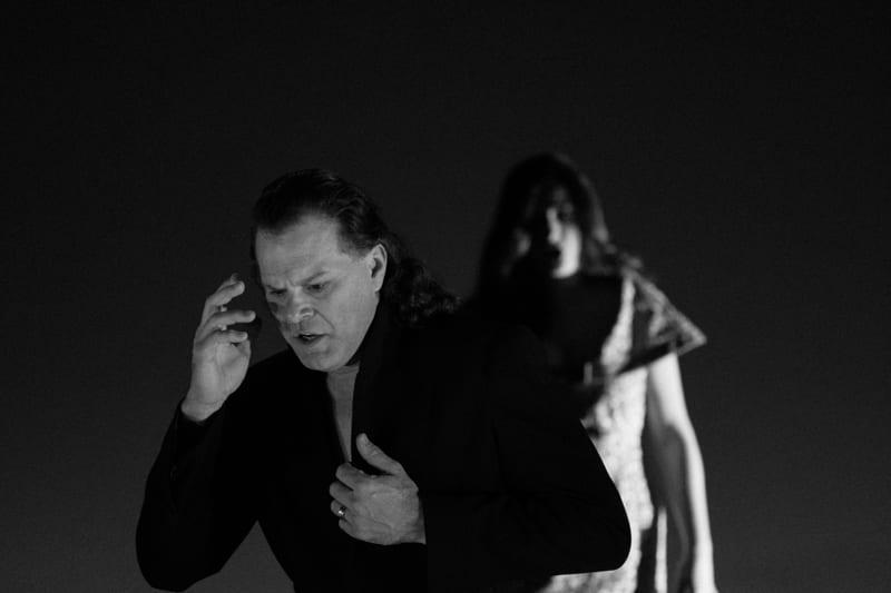 Marcelo Guzzo como Don Giovanni. Foto: Santiago Farizano