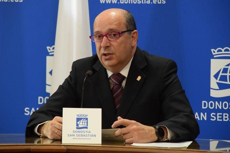 El concejal de Hacienda y Finanzas, Jaime Domínguez-Macaya. Foto: Ayto