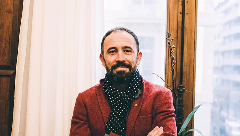 Denis Itxaso. Foto: Santiago Farizano