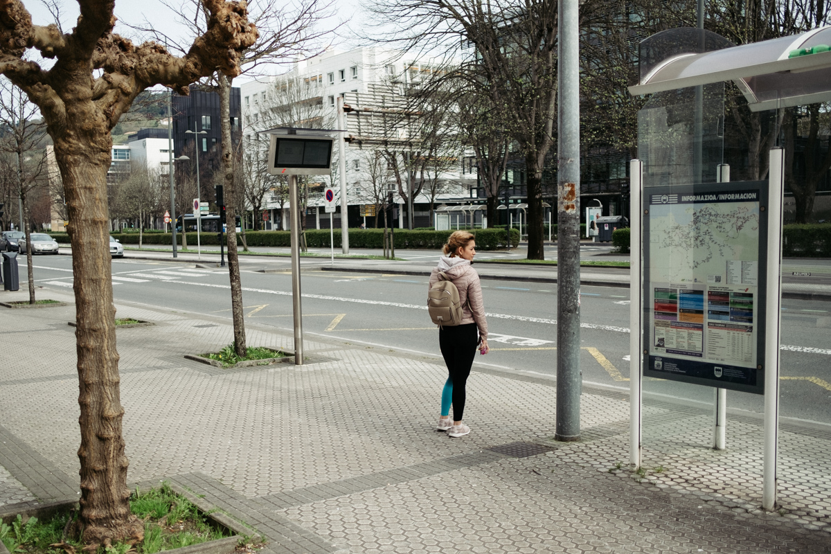 Avenida de Tolosa. Foto: Santiago Farizano