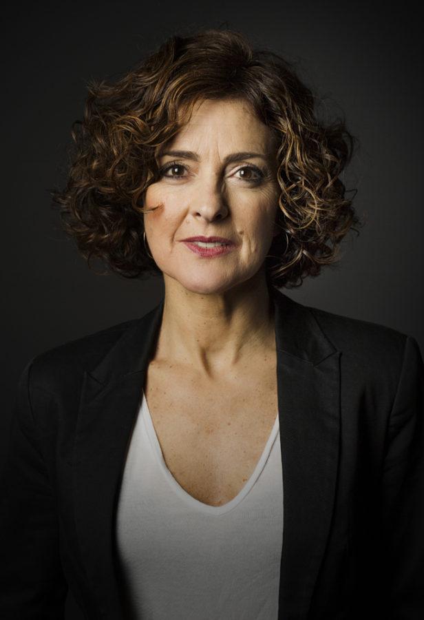 La actriz Amaia Lizarralde. Foto: Donostia Kultura