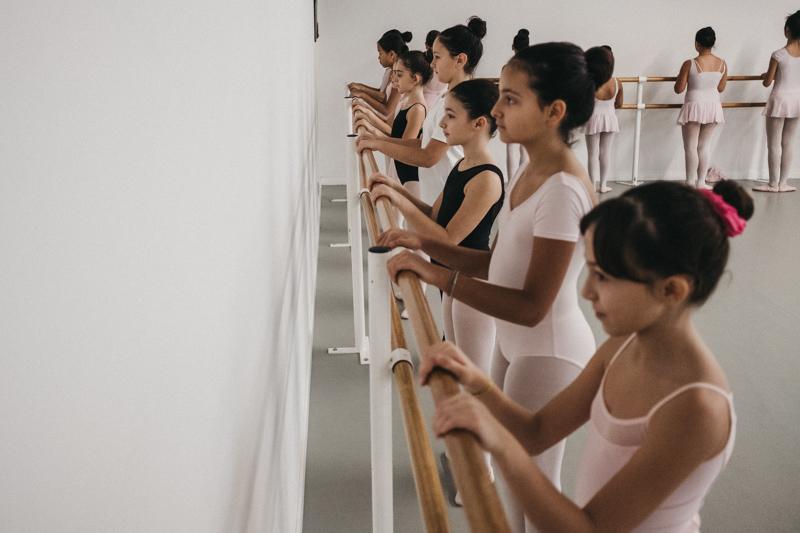 Escuela de Música y Danza. Foto: Santiago Farizano
