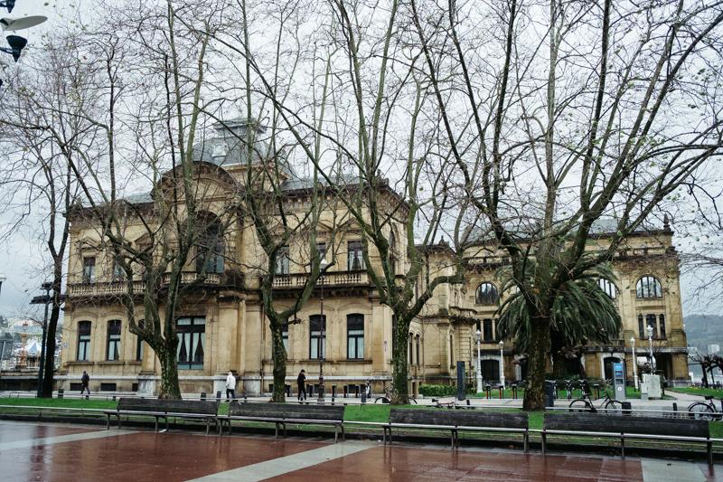 Ayuntamiento donostiarra. Foto: Santiago Farizano