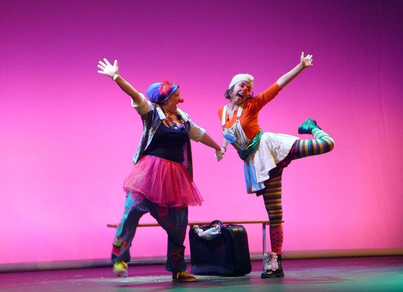 Muestra del Teatro Joven.