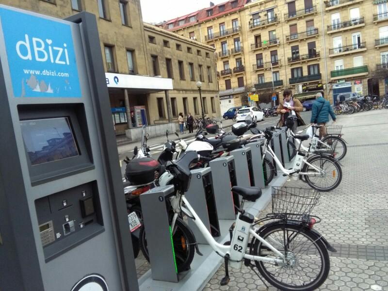 Momento ideal para que las bicicletas se hagan fuertes en Donostia, advierte Kalapie