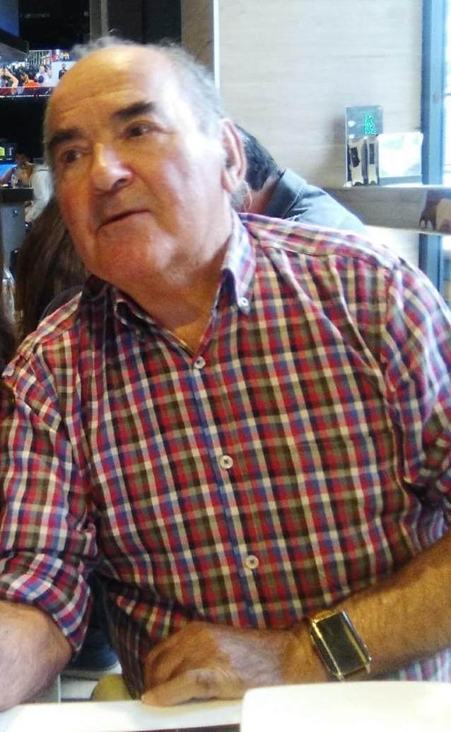 Se busca a Julio, 84 años desparecido hoy en Lasarte Oria