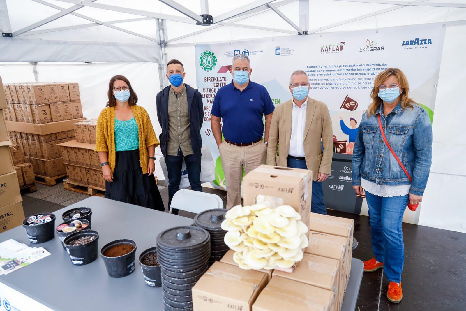 Kafea Project. Foto: Diputación Foral de Gipuzkoa