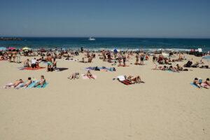 DSCF3388 300x200 - Círculos en la arena del verano donostiarra