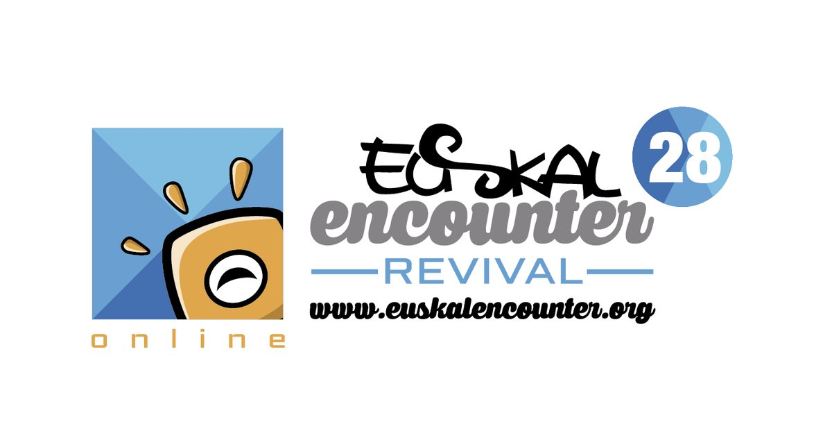 Imagen: Euskal Encounter (vía twitter)
