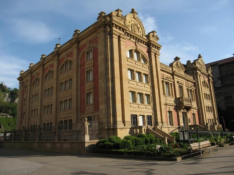 Archivo de Tolosa. Foto: Diputación