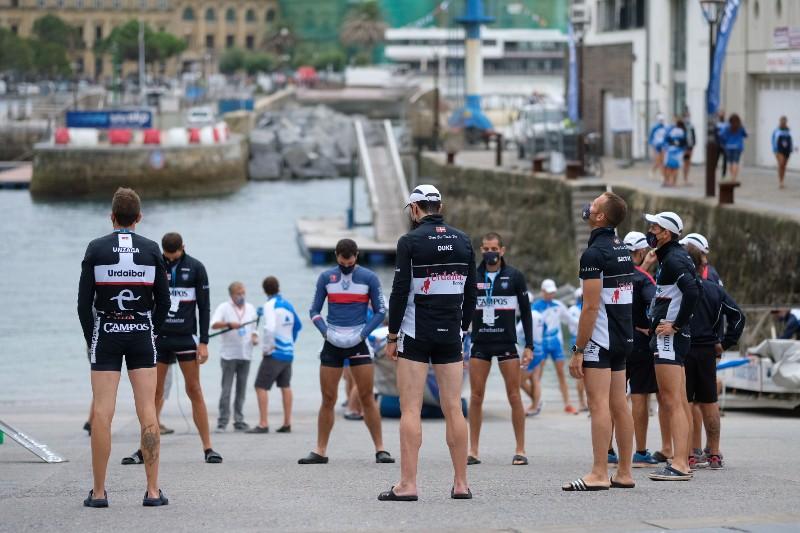 2020 0906 08554000 copy 800x533 - Bandera de la Concha: Toman la delantera Orio en la competición femenina y Hondarribia en la masculina