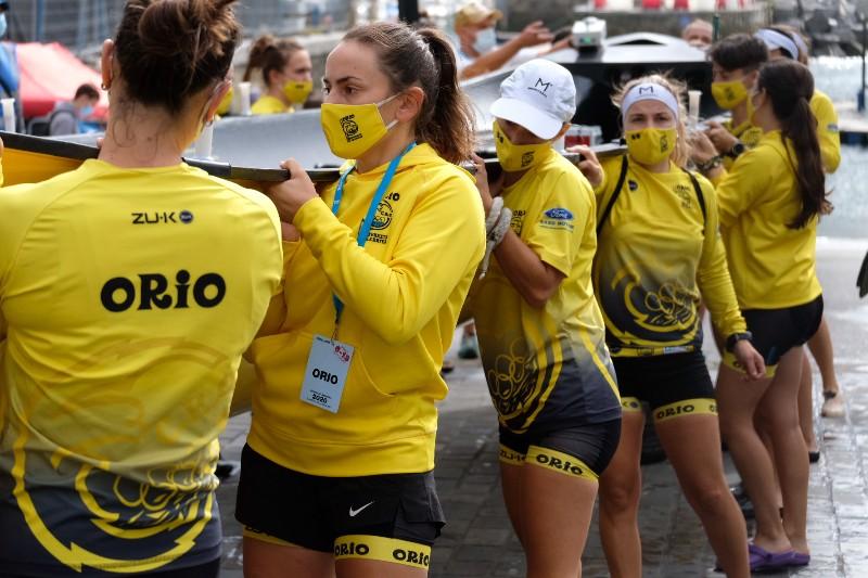2020 0906 10001500 copy 800x533 - Bandera de la Concha: Toman la delantera Orio en la competición femenina y Hondarribia en la masculina
