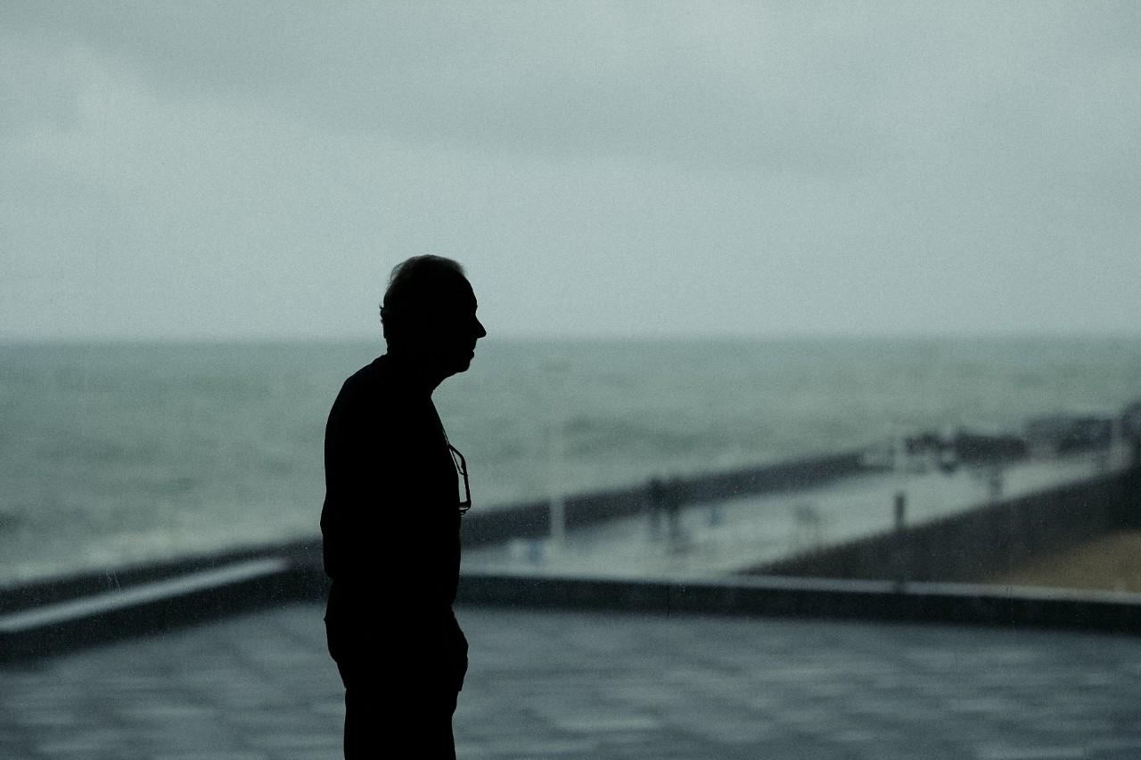 Fernando Trueba hoy en el Festival presentando 'El olvido que seremos', película de clausura. Fotos: Santiago Farizano