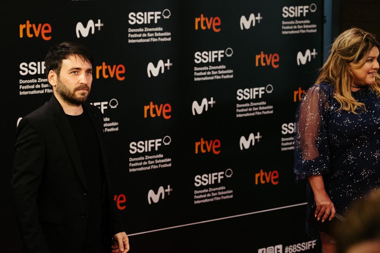 DSCF2910 - El Festival de San Sebastián se rinde ante la complicada apuesta de 'Beginning'