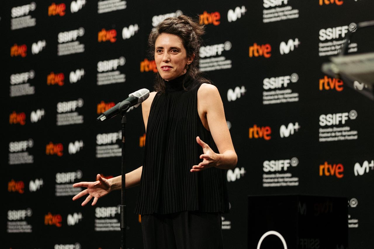 DSCF3091 - El Festival de San Sebastián se rinde ante la complicada apuesta de 'Beginning'
