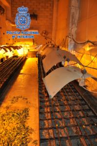 Marihuana Usurbil 1 199x300 - Usurbil: una plantación de marihuana tras un falso armario