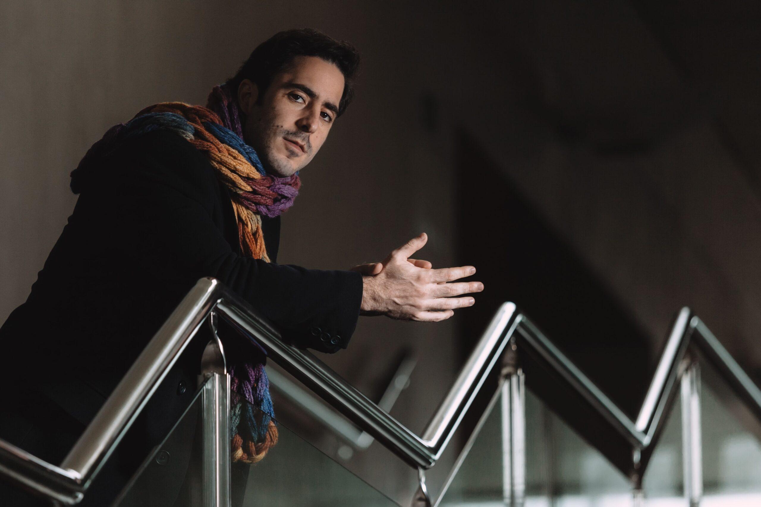 Juan Carlos Fernández Nieto. Foto: Donostia Kultura