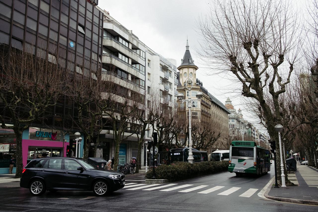 Avenida de la Libertad. Foto: Santiago Farizano