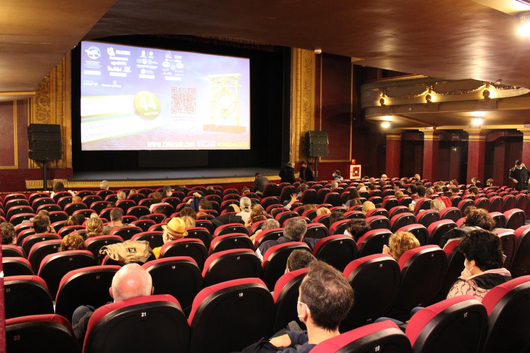 Sesión del Cimasub en su 44 edición. Foto: Cimasub