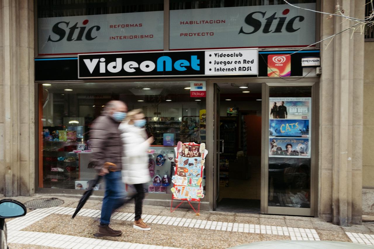 DSCF3475 - El último videoclub de Donostia se rinde