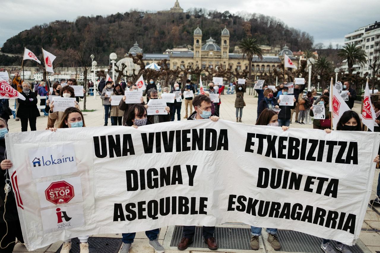DSCF5110 - Al borde de la exclusión por la falta de vivienda en Gipuzkoa