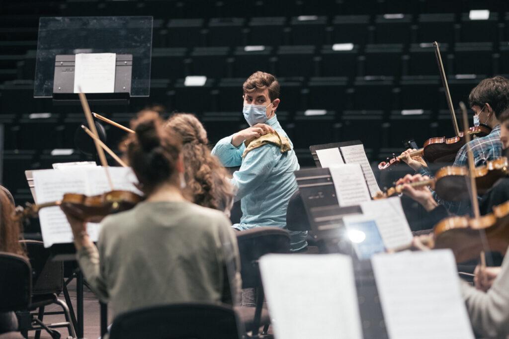 DSCF6930 1024x682 - La EGO ultima su programa navideño dedicado a Beethoven