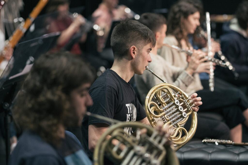 DSCF7034 1024x682 - La EGO ultima su programa navideño dedicado a Beethoven