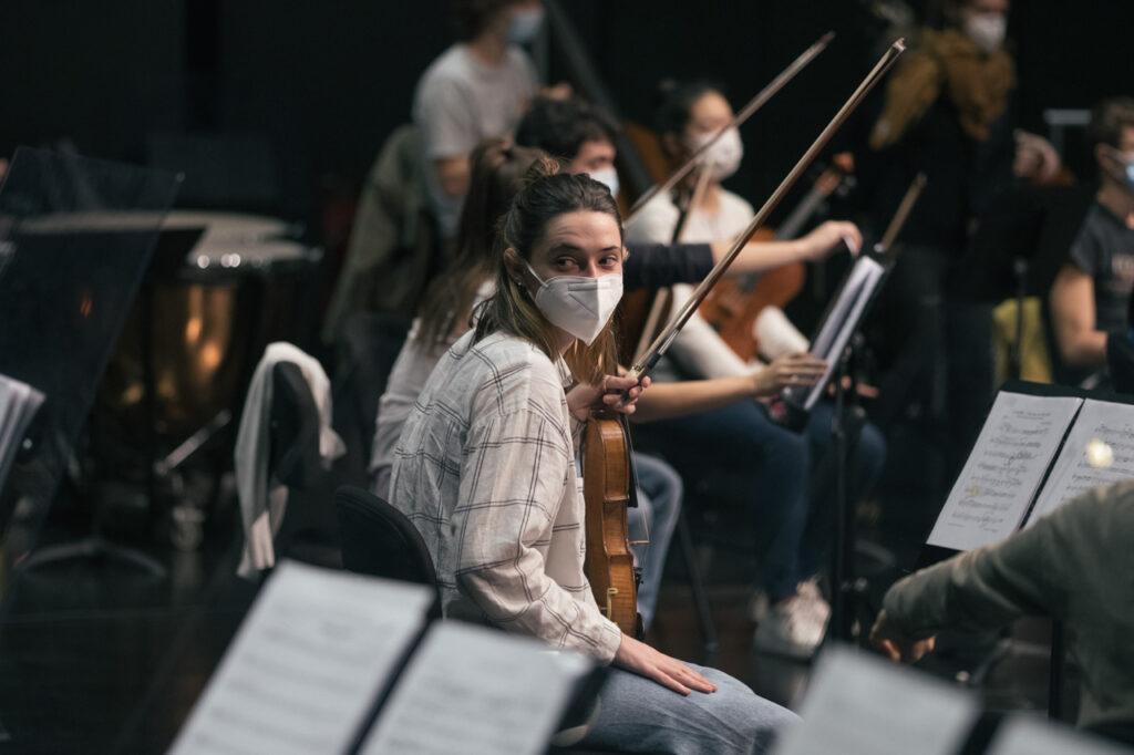DSCF7086 1024x682 - La EGO ultima su programa navideño dedicado a Beethoven
