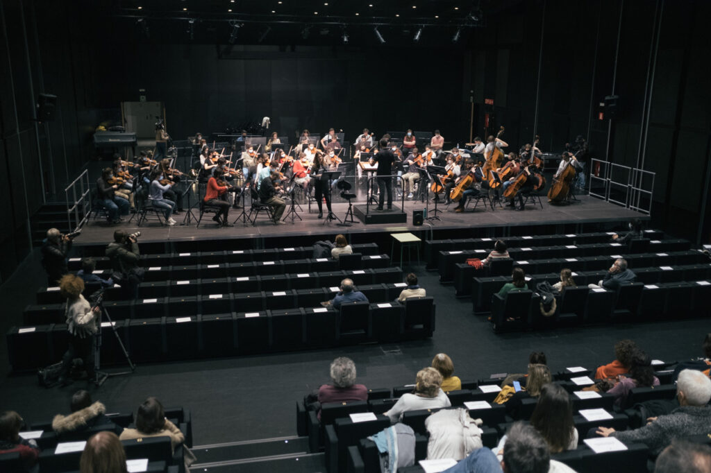 DSCF7316 1024x682 - La EGO ultima su programa navideño dedicado a Beethoven