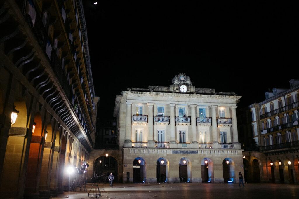 DSCF1133 1024x682 - Se acalla la fiesta en San Sebastián a falta de redobles