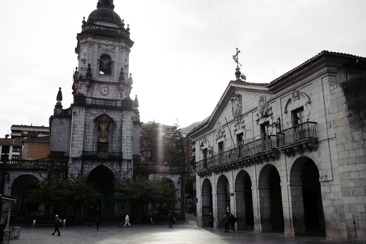 Archivo. Imagen de Elgoibar. Foto: Santiago Farizano
