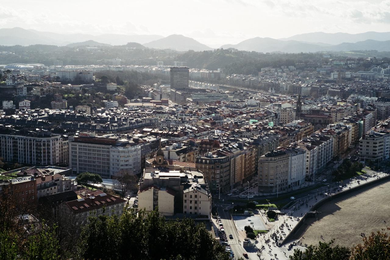 Donostia. Foto: Santiago Farizano