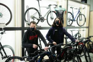 DSCF8926 300x200 - En Donostia las bicicletas no son solo para el verano