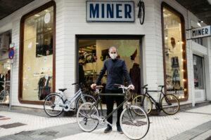 DSCF8949 300x200 - En Donostia las bicicletas no son solo para el verano