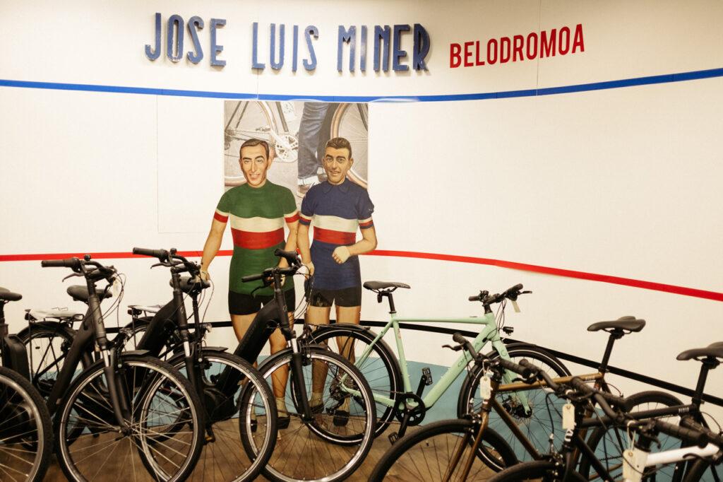 DSCF8958 1024x682 - En Donostia las bicicletas no son solo para el verano