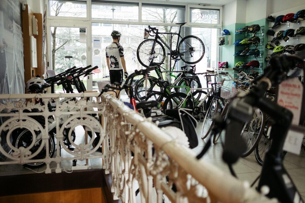 DSCF9053 1024x682 - En Donostia las bicicletas no son solo para el verano