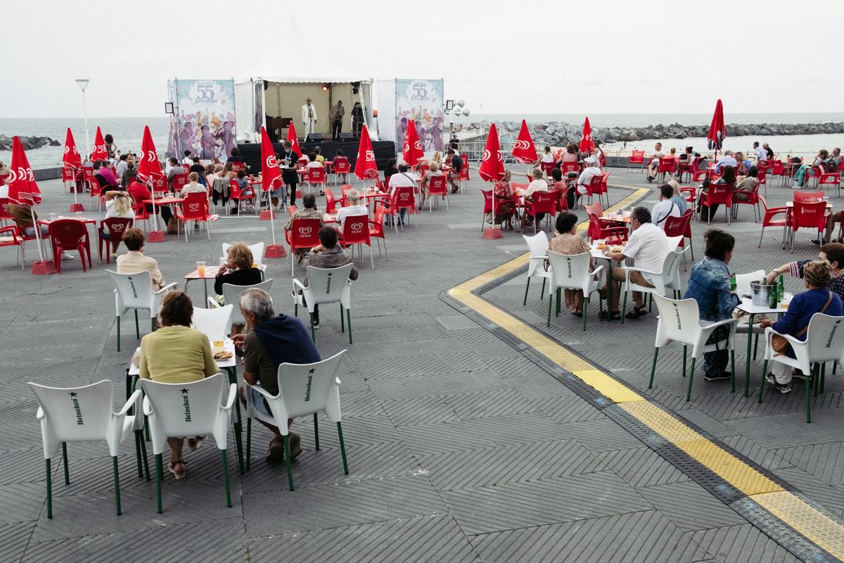 Jazzaldia Randy Greer 2 - Donostia Kultura capeó el 2020 con el abrazo del público y prepara dFERIA