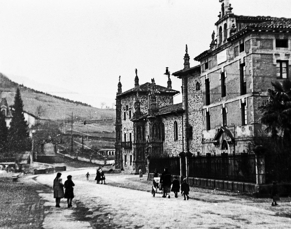 Universidad de Oñati. Foto: Kutxa Kultur