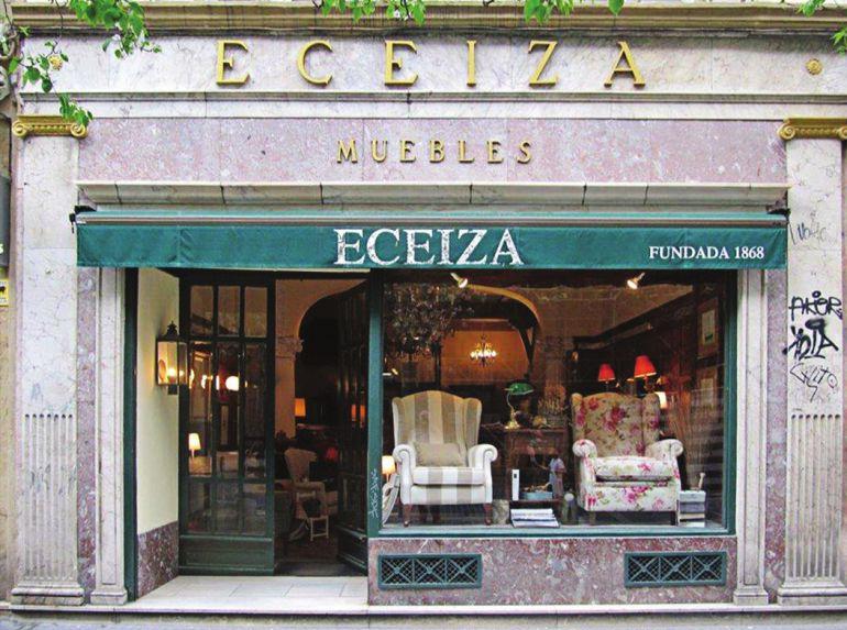 Imagen del local de Casa Eceiza. Foto: Áncora