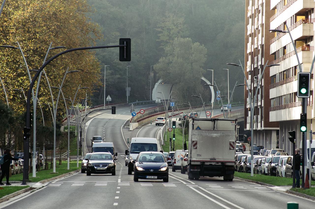 Avenida Carlos I. Foto: Santiago Farizano