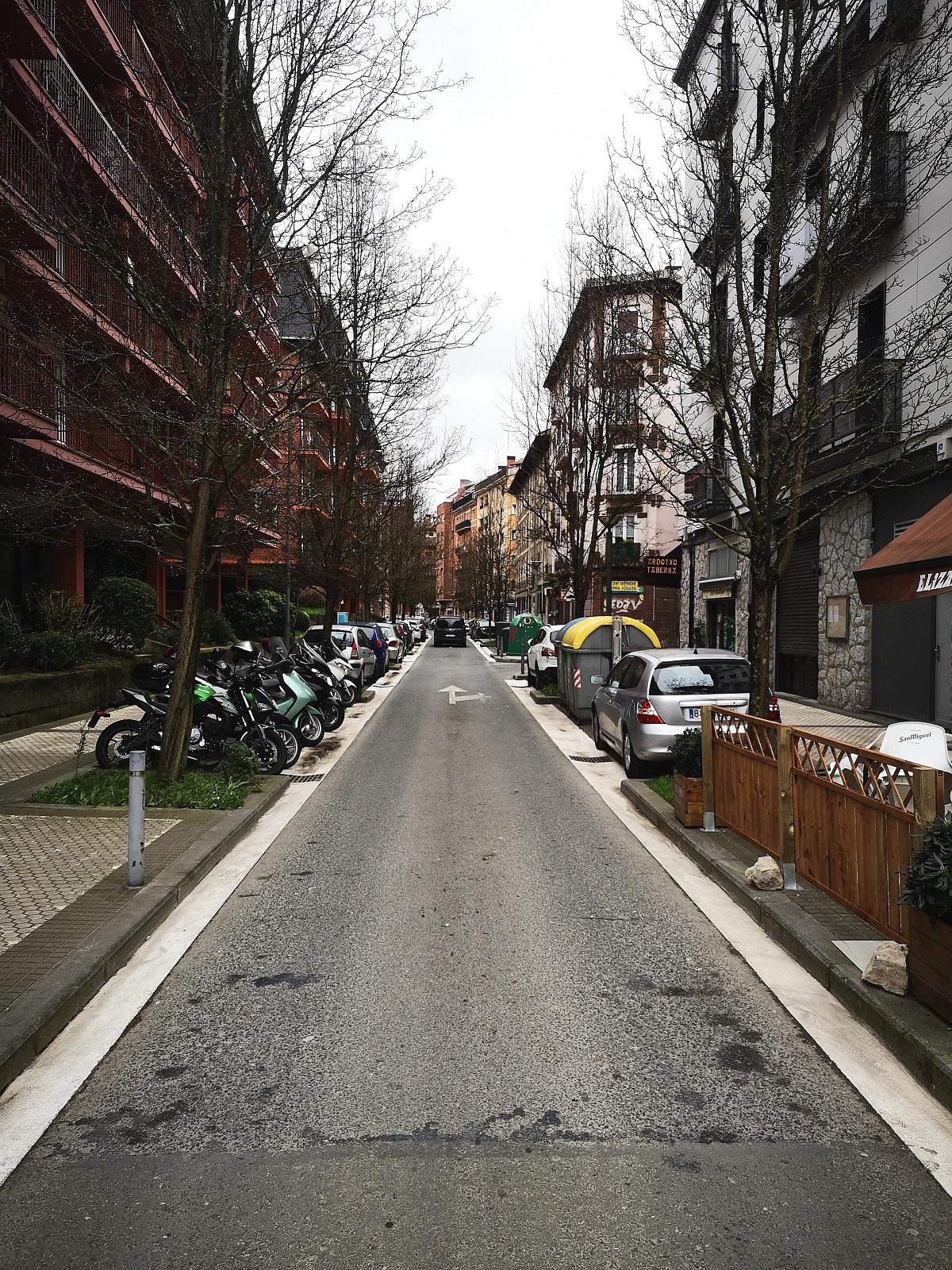Loiola calle - ¿Se puede vivir en Donostia y no dejarse un riñón?