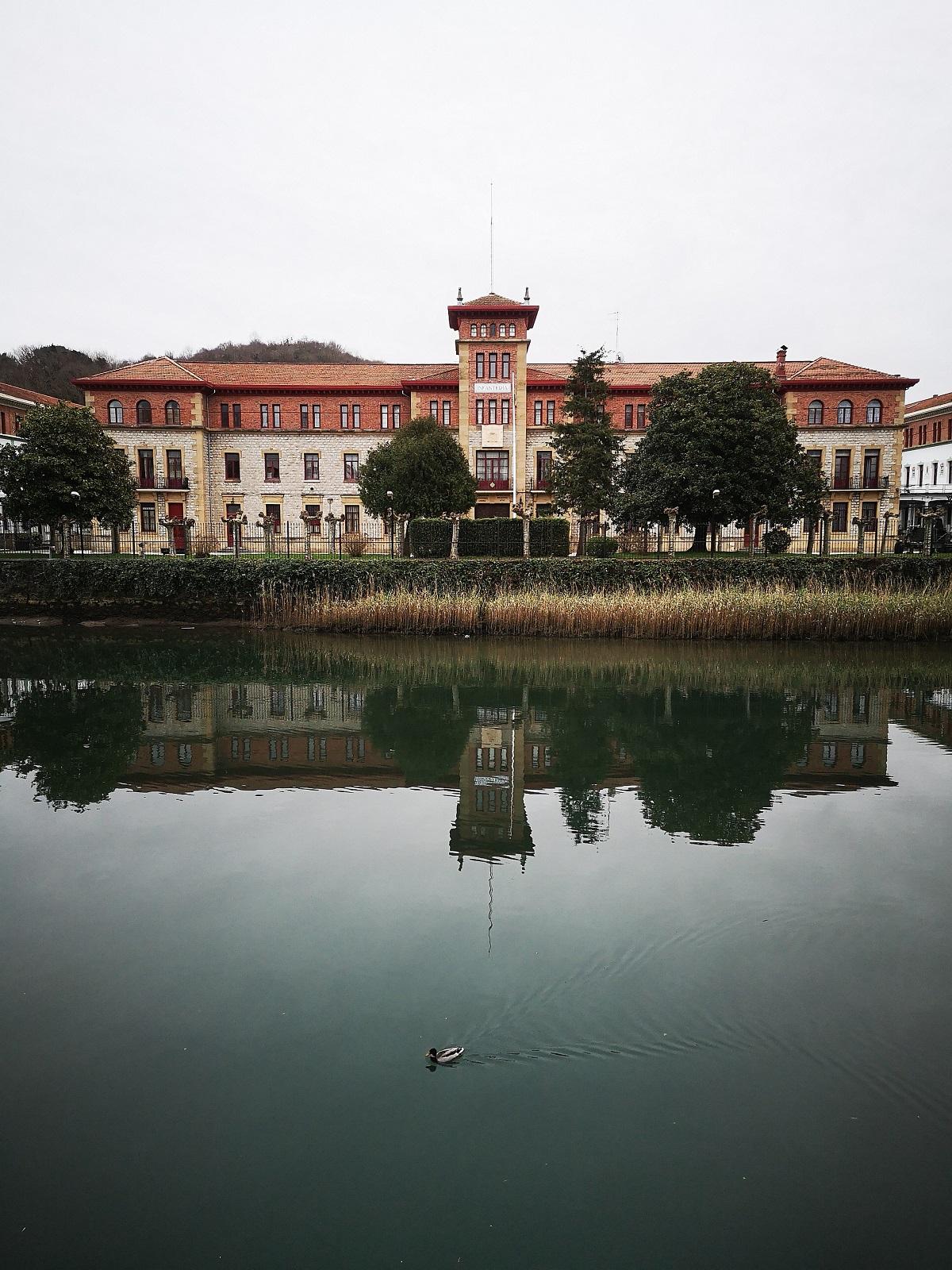 Cuarteles de Loiola.  Fotos: Jon Pagola