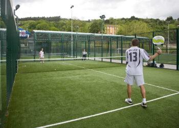 Día del deporte en la UD. Foto: UD