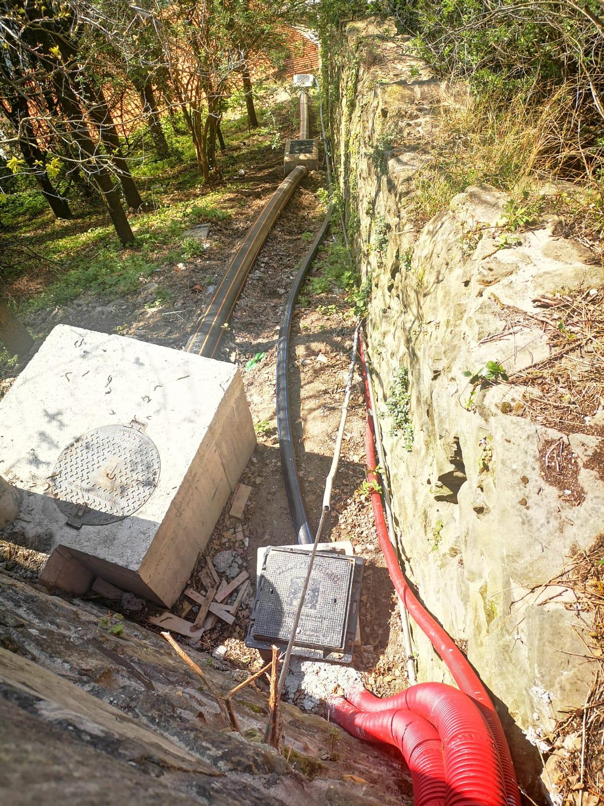 """IMG 20210323 WA0013 - Urgull: """"Lo único bueno de las obras de saneamiento es que son reversibles"""""""